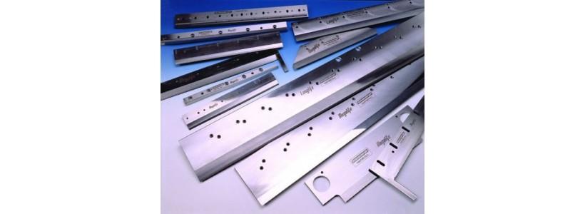 Ножи для полиграфии для любого типа оборудования