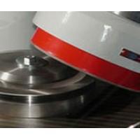 Промышленная заточка дисковых ножей на станке !